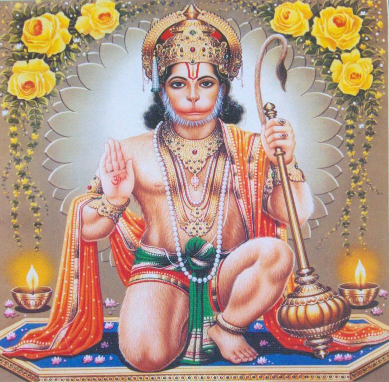Sound- hindu- GOD- photo: HANUMAN