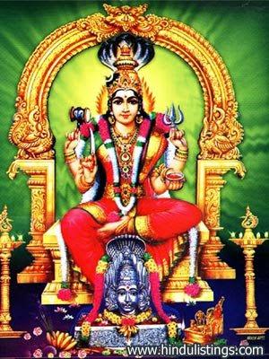 goddess karumariamman