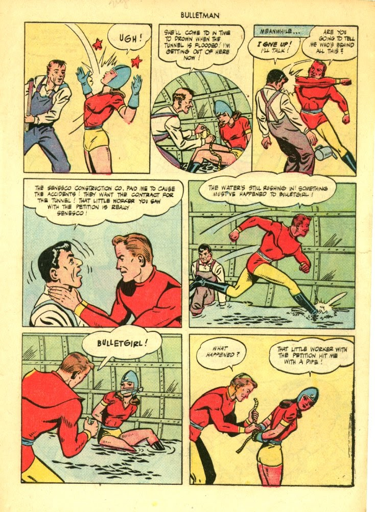 Bulletman issue 16 - Page 8