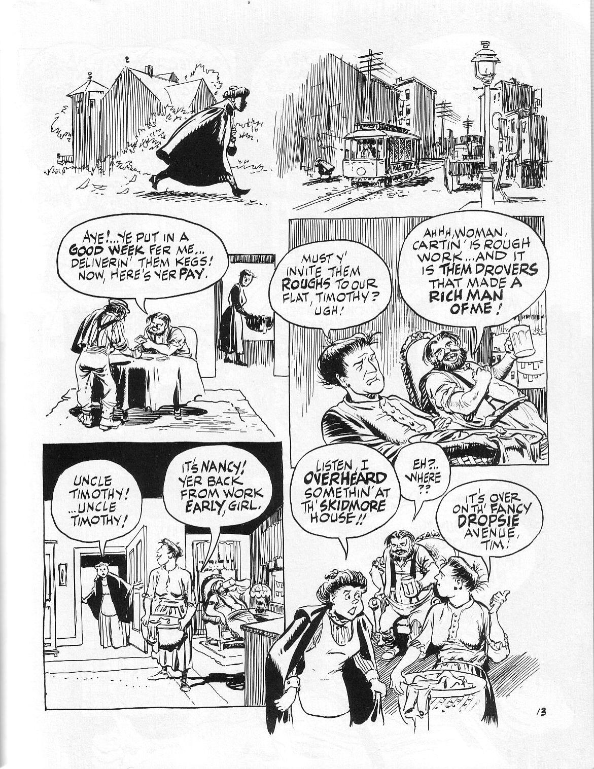 Read online Dropsie Avenue, The Neighborhood comic -  Issue # Full - 15