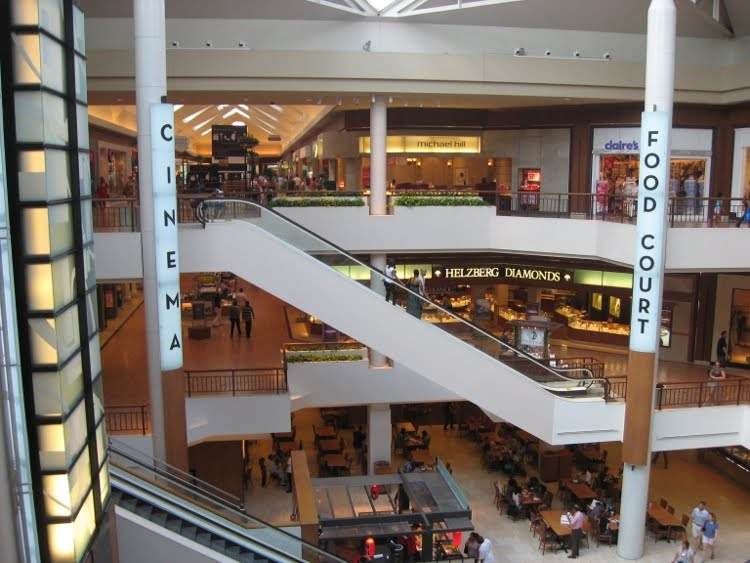 Totally Malls St Louis Galleria