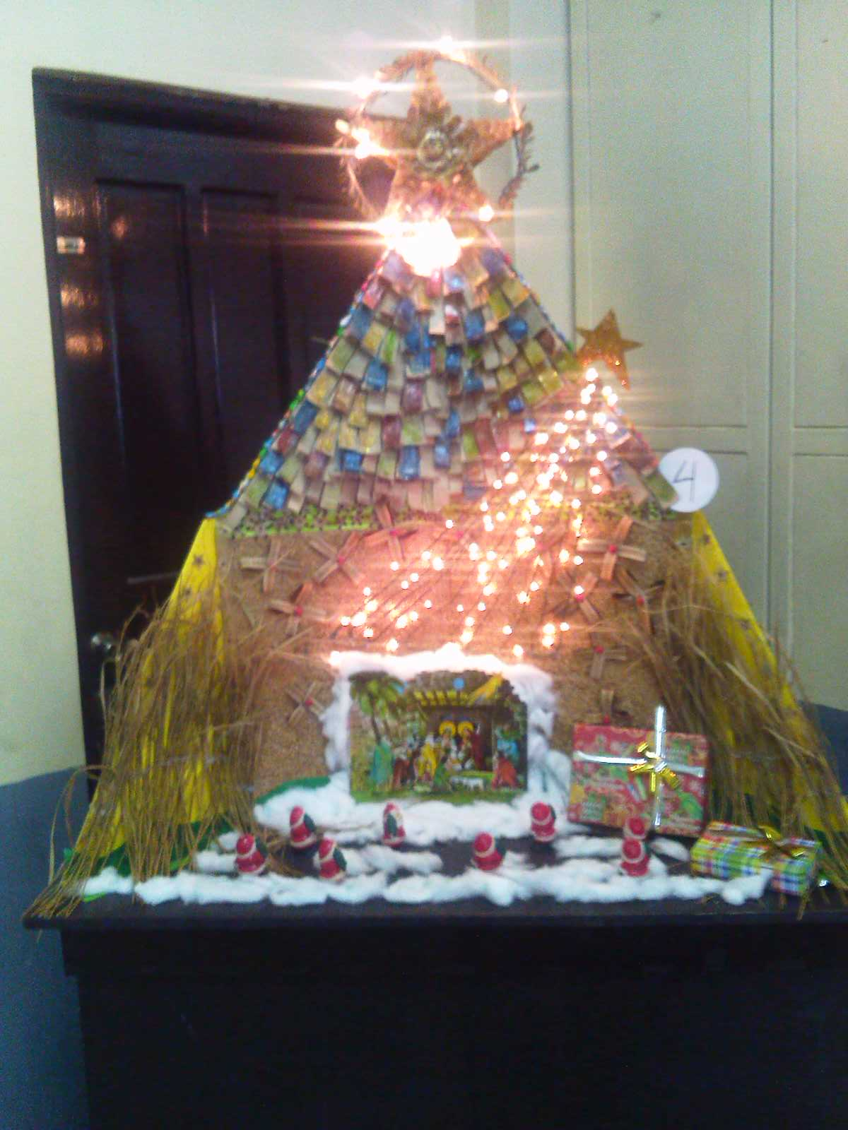 Cdsa Paskong Pinoy Sa Cdsa Christmas Decoration Contest