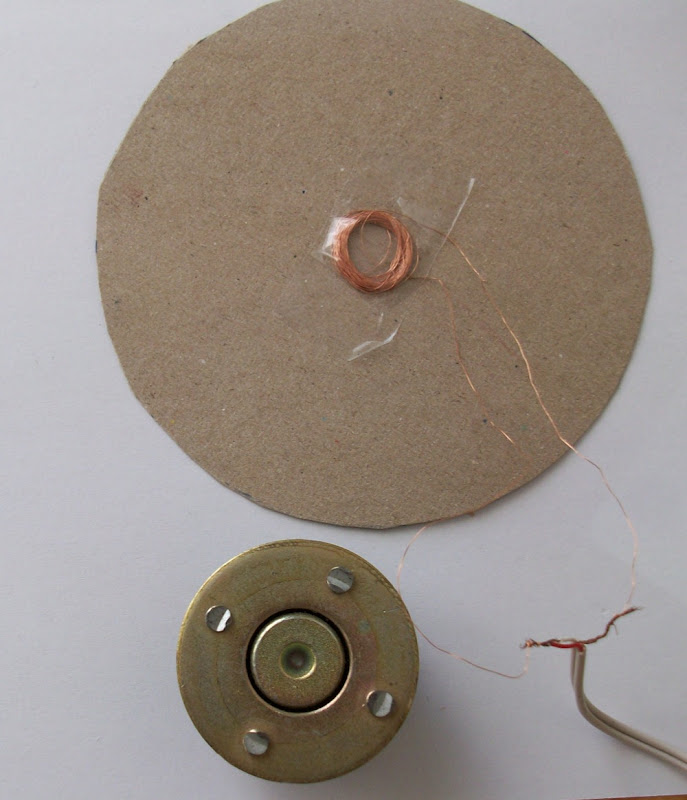 Construction of a simple homemade speaker