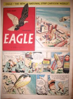 Eagle Issue 1 Draft Edition
