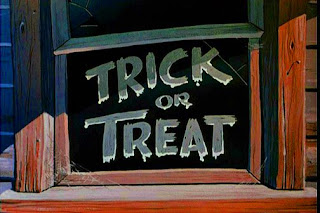 Duckman's Blog: Lyrics to 'Trick or Treat'