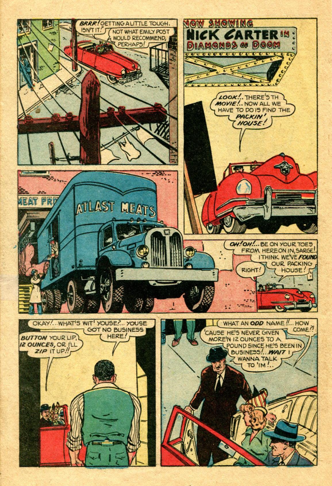 Read online Shadow Comics comic -  Issue #75 - 25