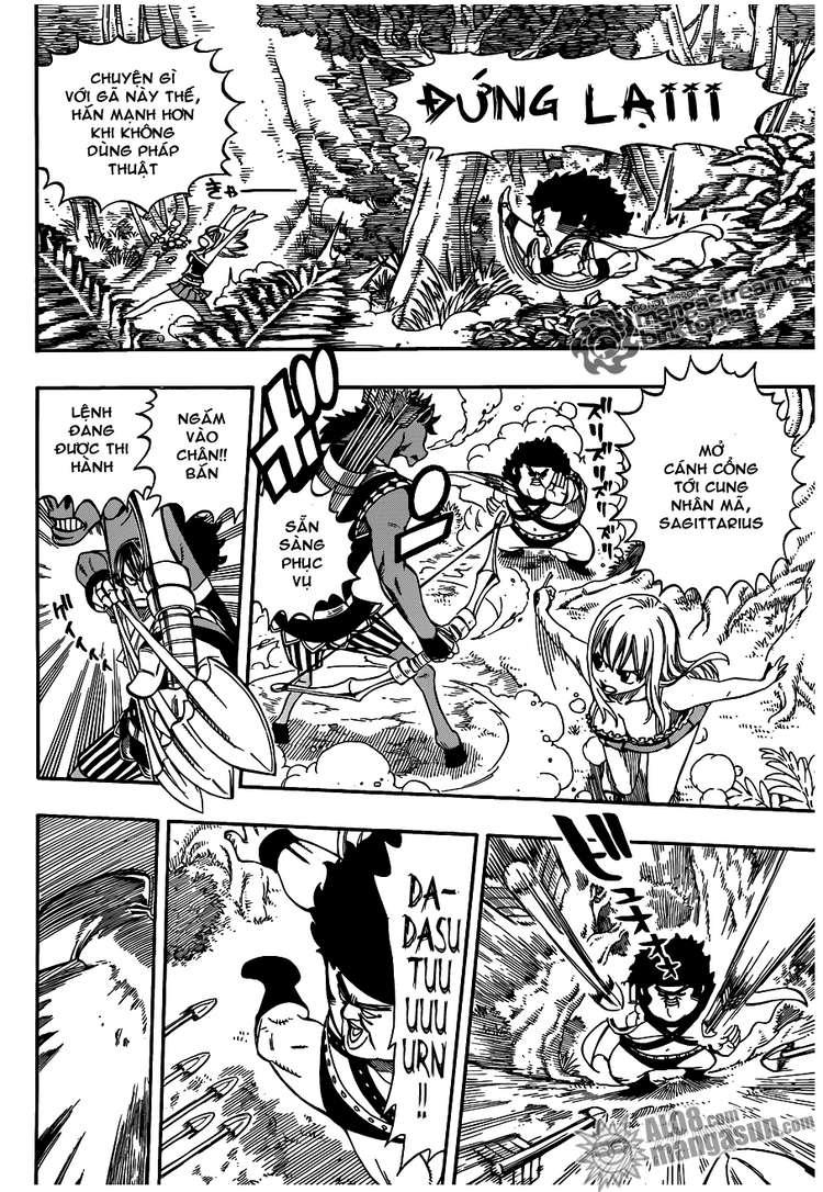Fairy Tail chap 226 trang 10