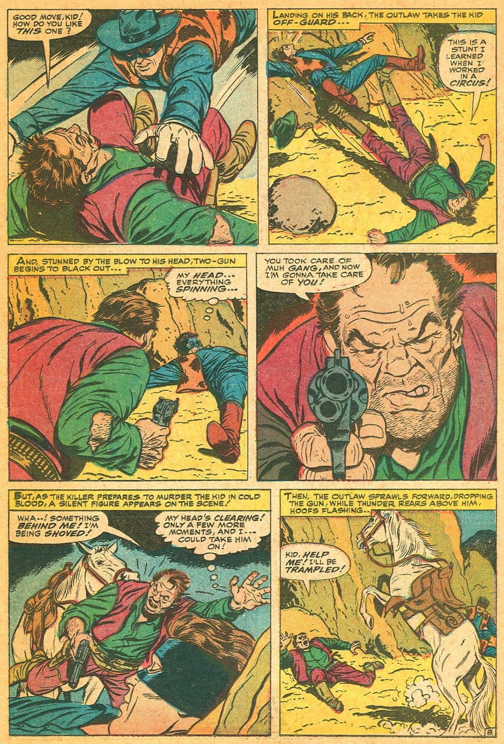 Read online Two-Gun Kid comic -  Issue #87 - 11