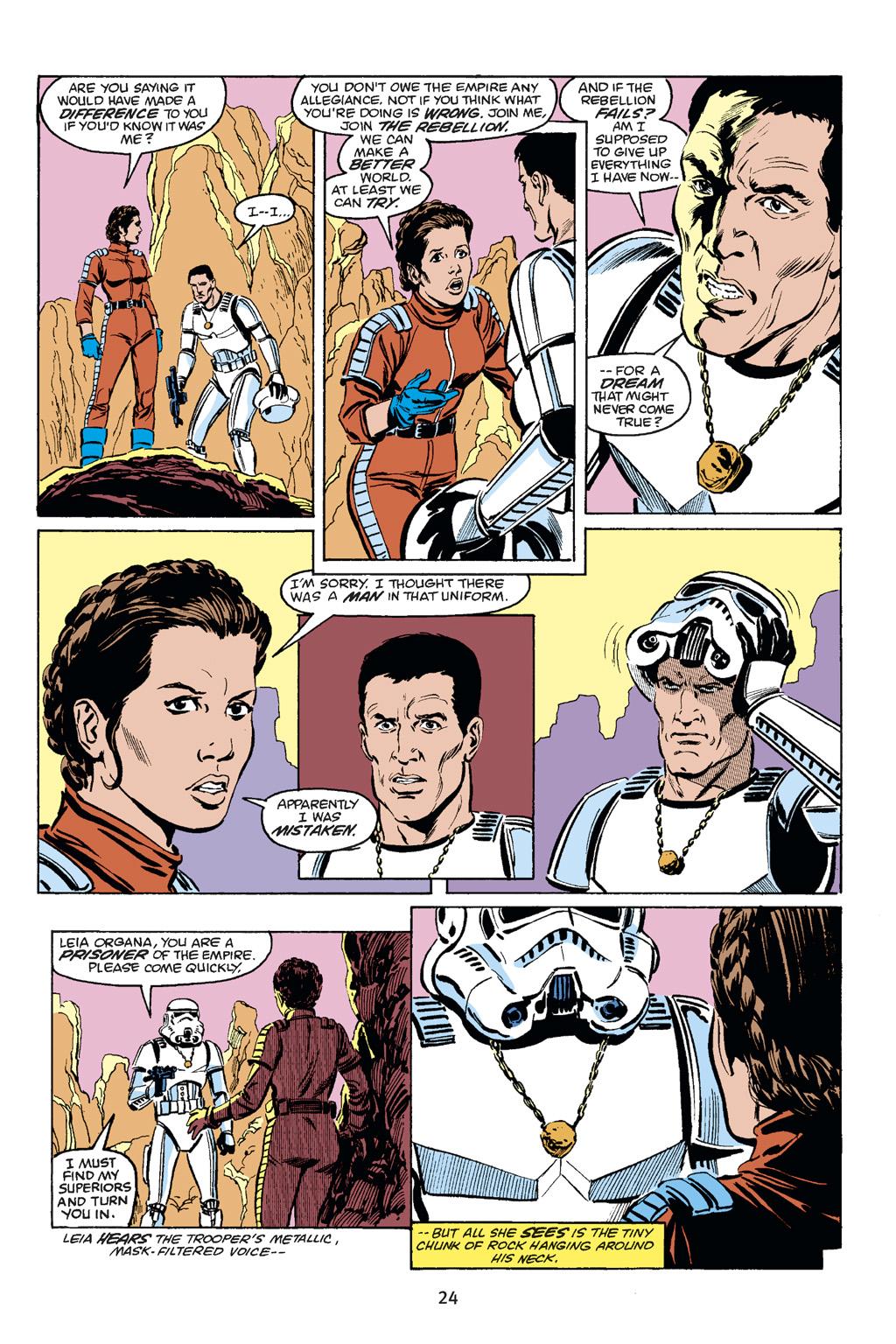 Read online Star Wars Omnibus comic -  Issue # Vol. 21 - 23
