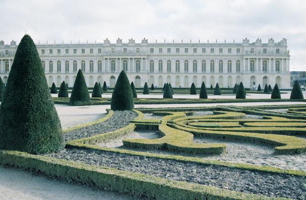 Light Archive Versailles Gardens