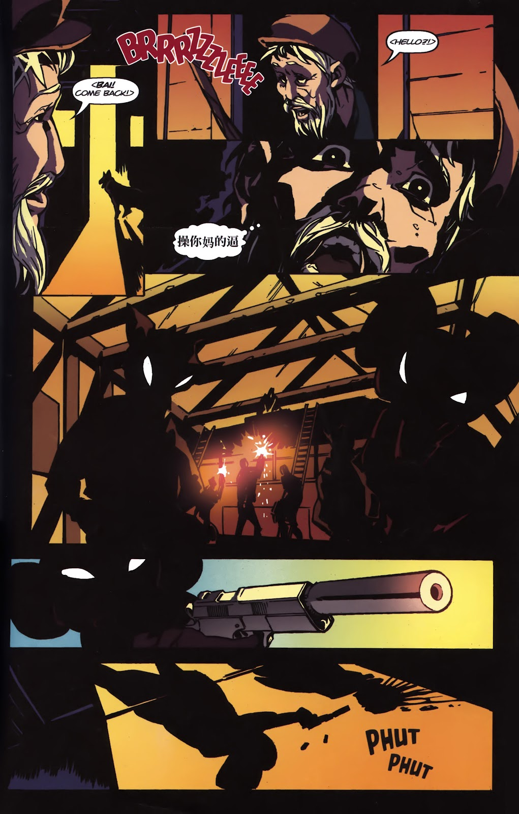 Read online Ricky Rouse Has A Gun comic -  Issue # TPB (Part 1) - 40