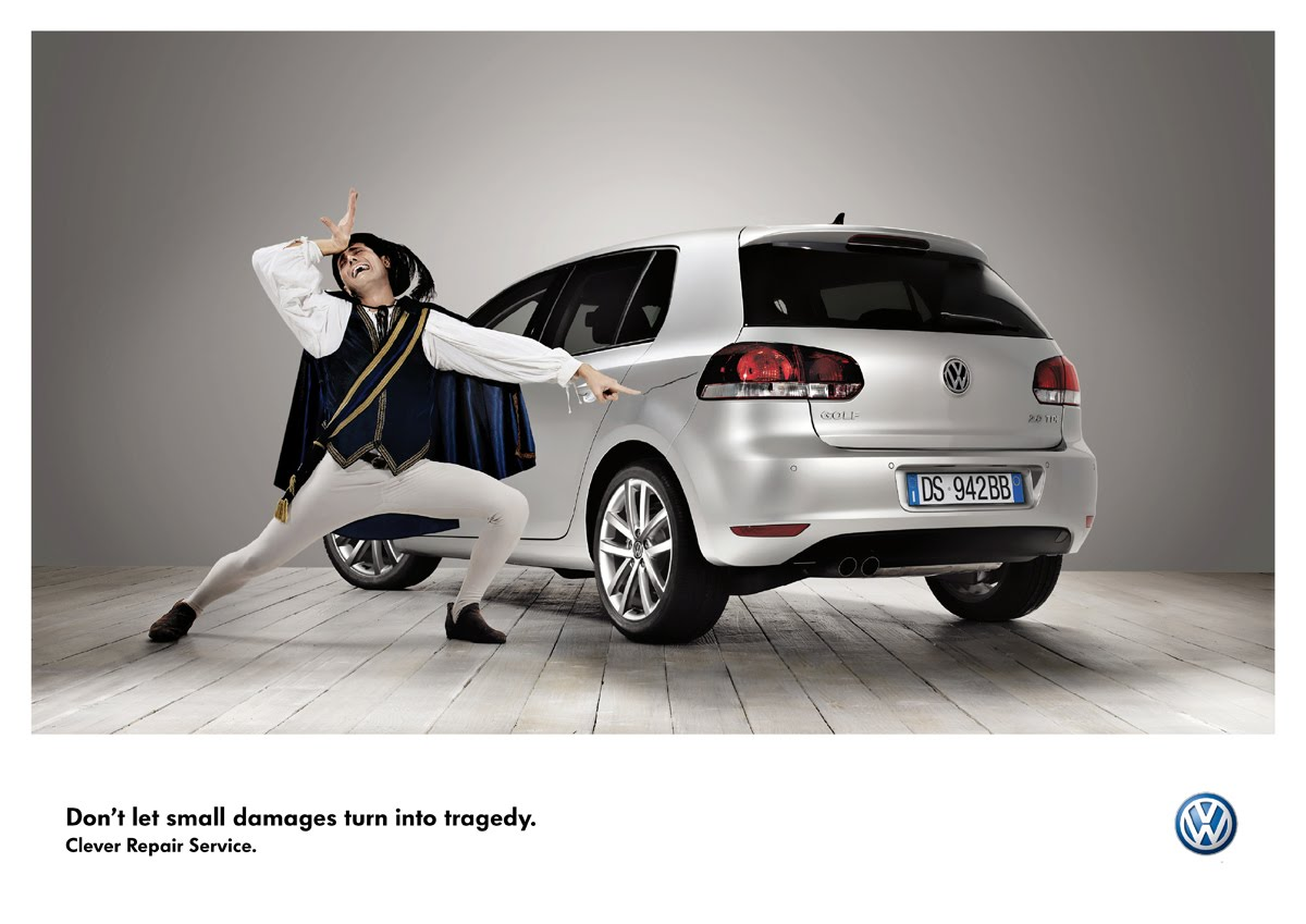 funny vw advertisements women galleries. Black Bedroom Furniture Sets. Home Design Ideas