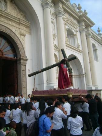 Procesiones Guatemala