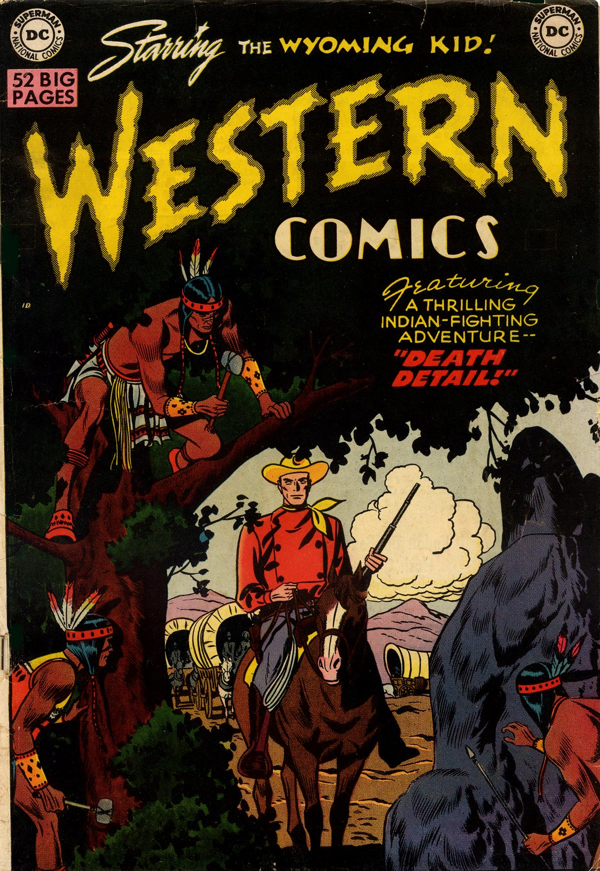 Western Comics issue 19 - Page 1