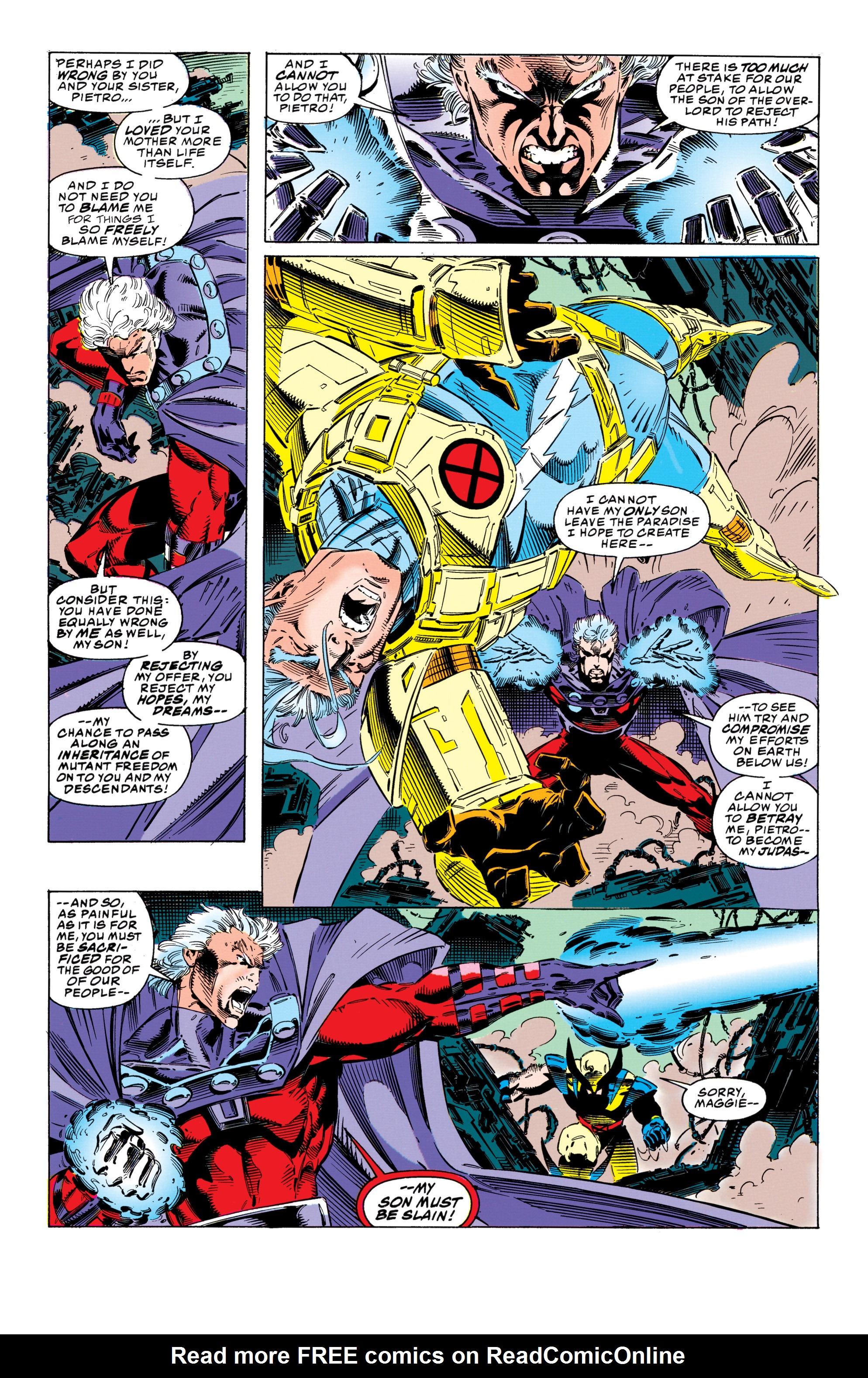 X-Men (1991) 25 Page 30