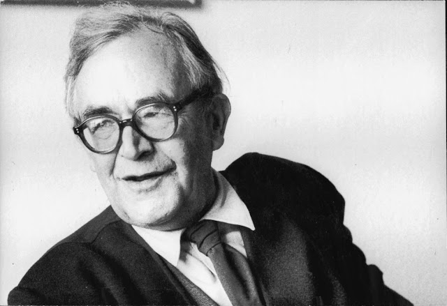 Swiss Refromed Theologian Karl Barth (1886-1968)