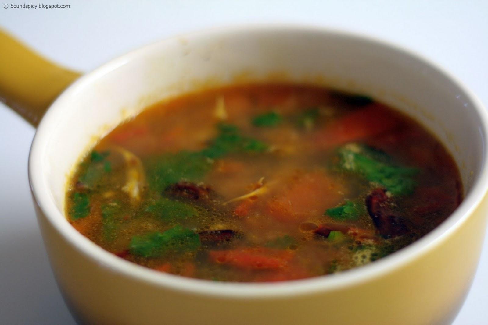 Rasam Recipe Mia Kitchen