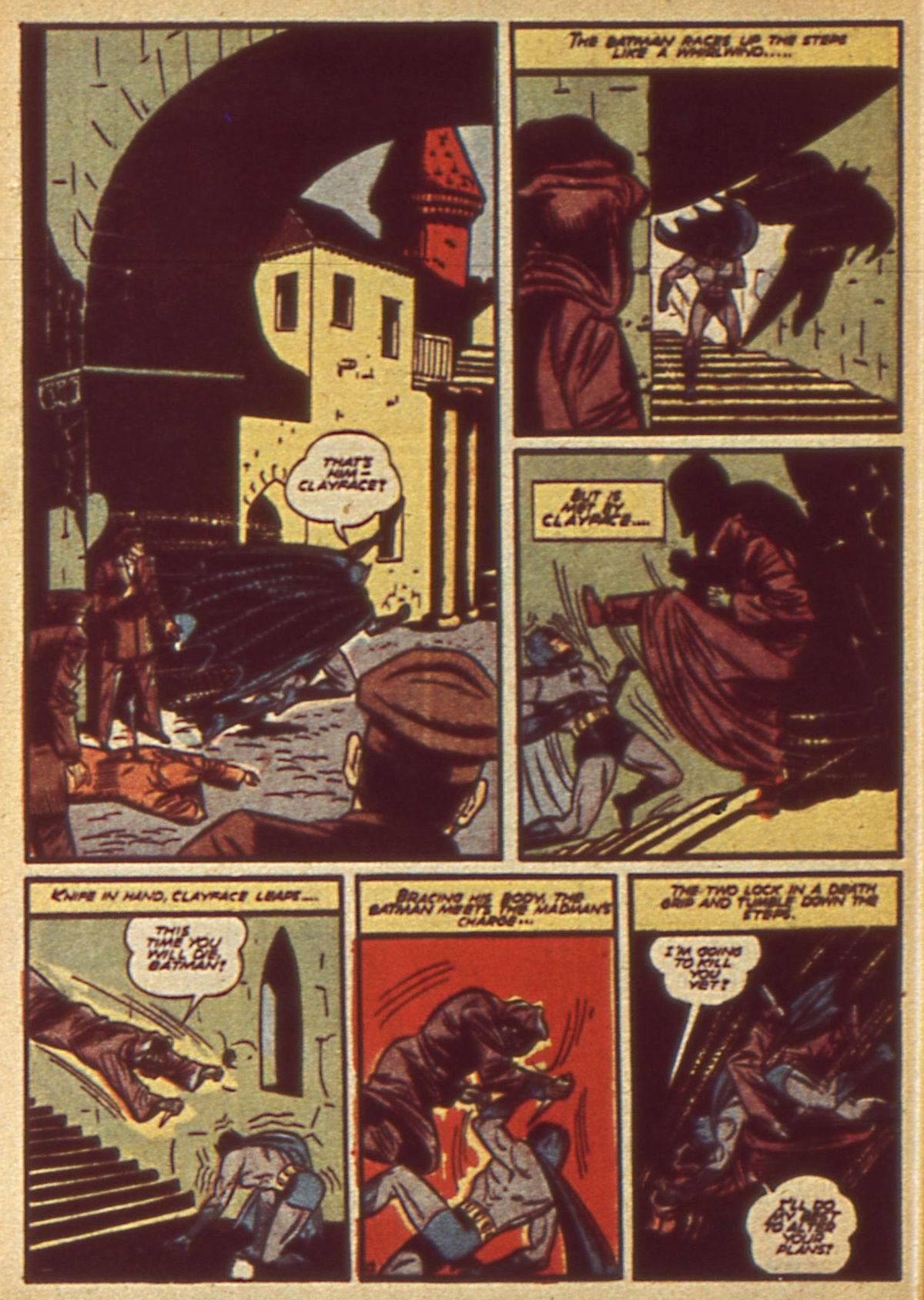 Read online Detective Comics (1937) comic -  Issue #49 - 14