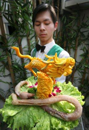 Guolizhuang ristorante in cina specializzato in peni di animali