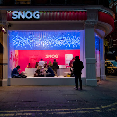 The night I didn't get a snog...