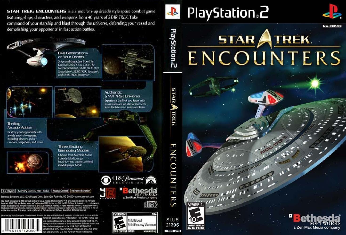 Star Trek - Encounters