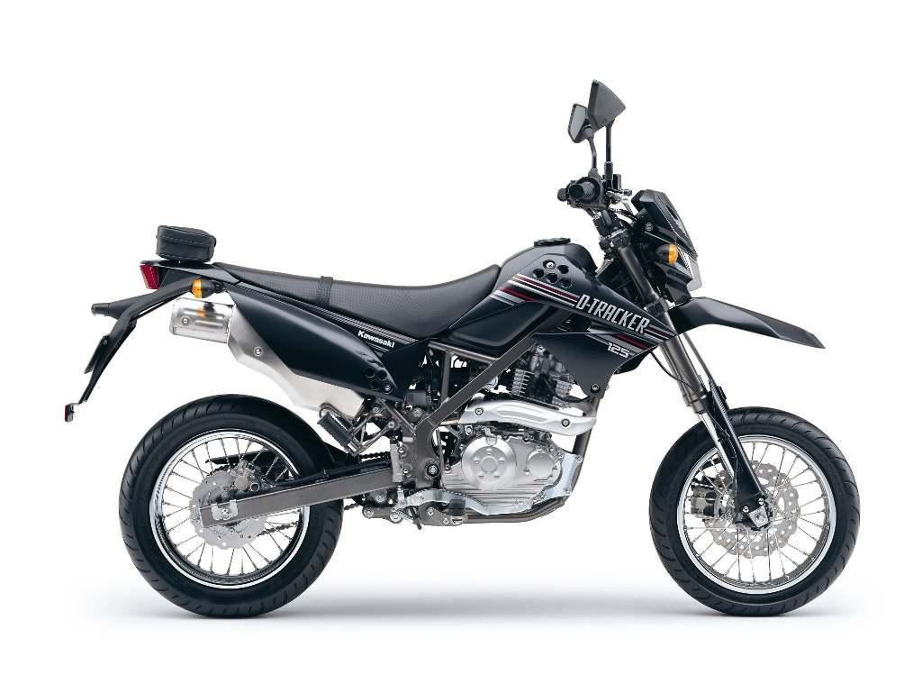 Kawasaki D Tracker Is The New Series From D