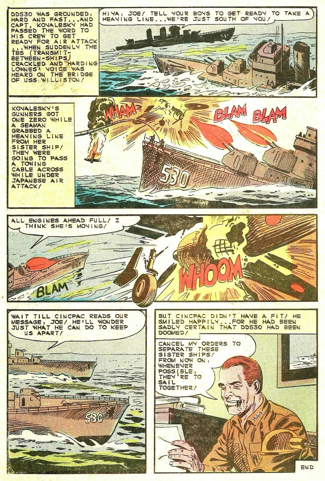 Read online Fightin' Navy comic -  Issue #125 - 22