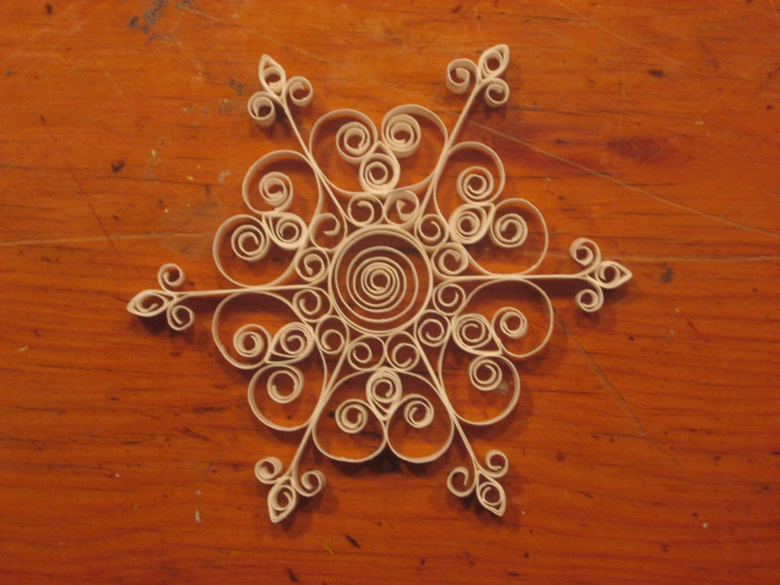 Quilling On Pinterest Snowflakes Snowflake Pattern And border=