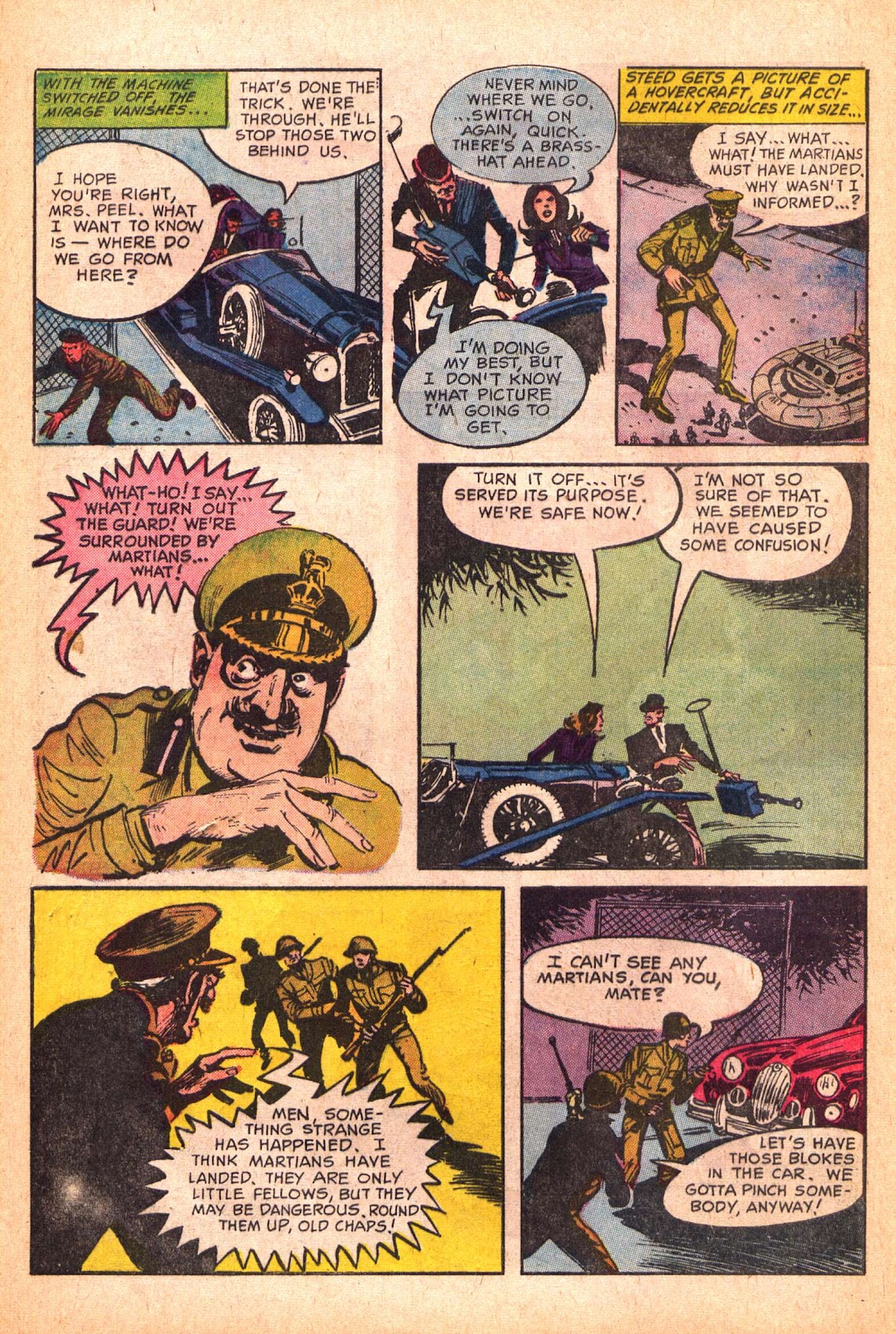 Read online The Avengers (1968) comic -  Issue # Full - 28