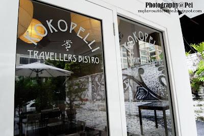 Kokopelli Travelers Bistro @ Section14, Petaling Jaya