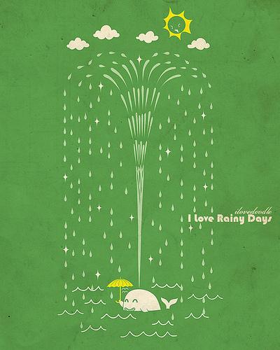 I Love Rainy Days: Lost Hearts: I Love Doodle! :D