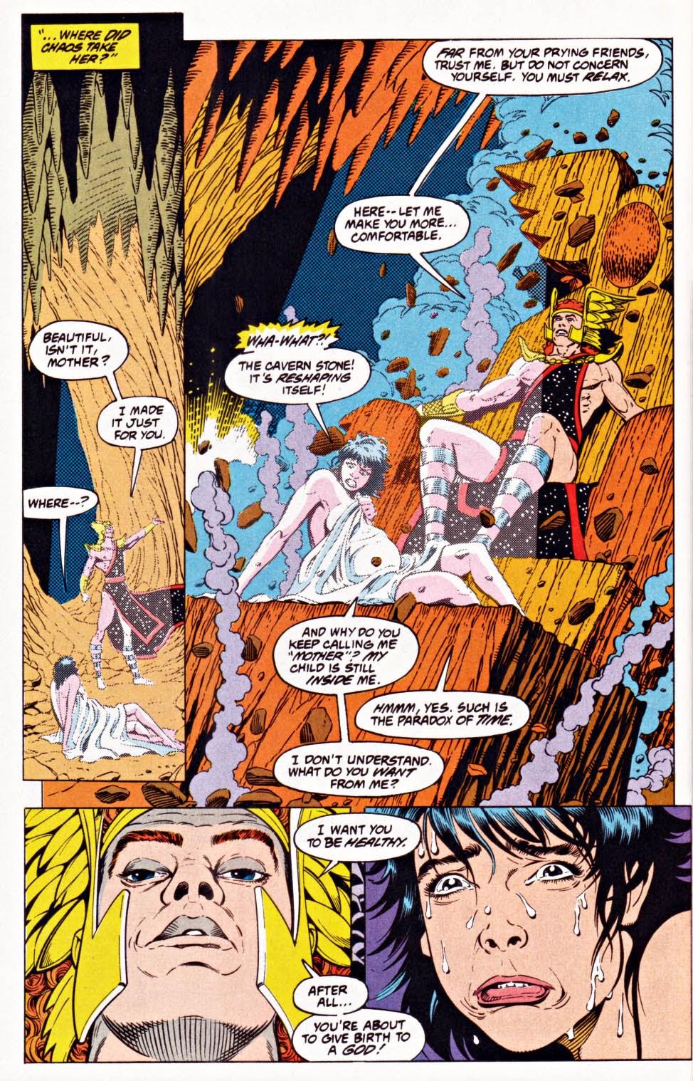 Read online Team Titans comic -  Issue #1e - 34