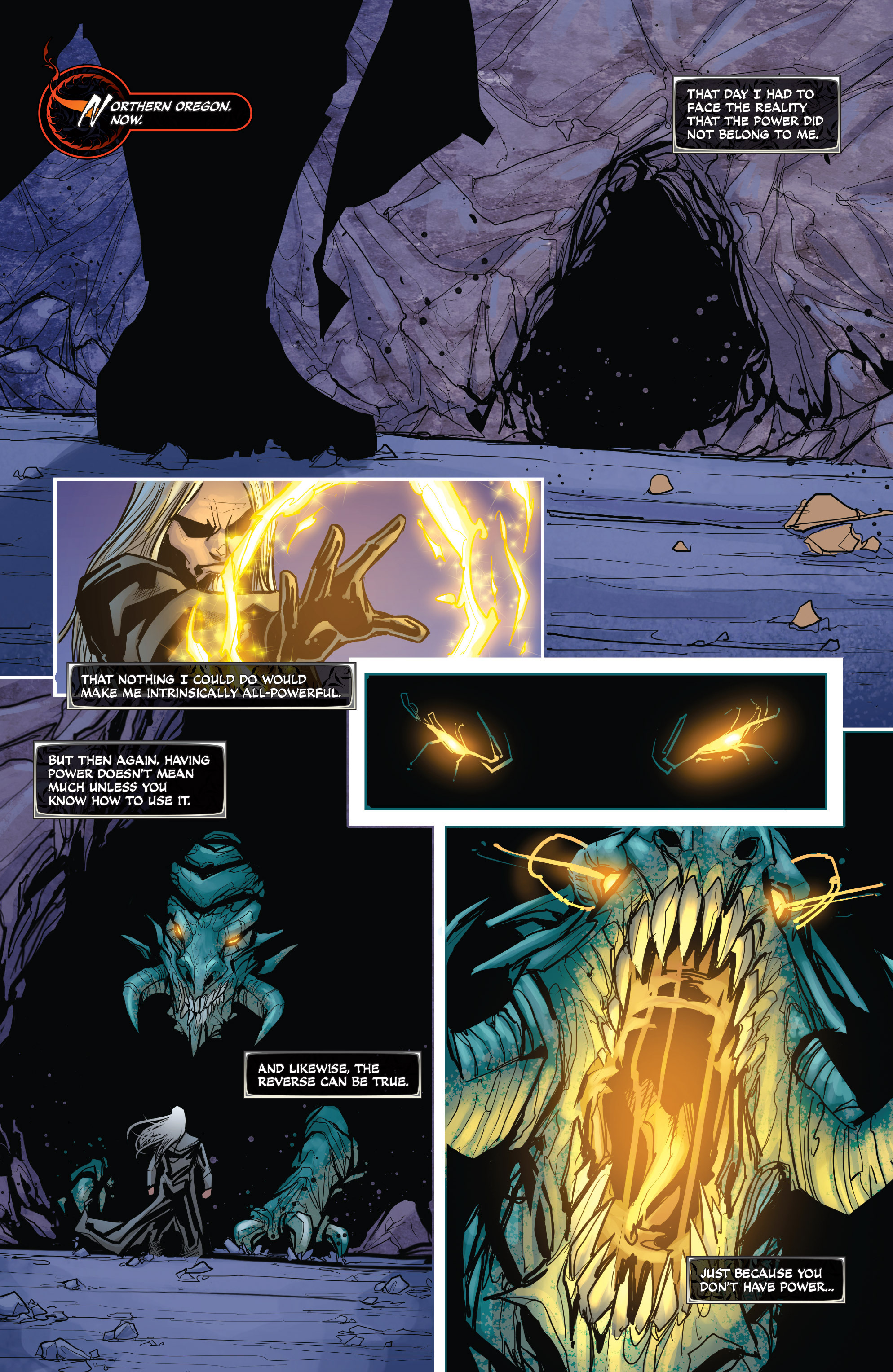 Read online All-New Soulfire Vol. 6 comic -  Issue #3 - 15