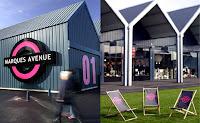 Marques Avenue, Marque avenue, centre de marques, magasins d'usine, magasins usine, Troyes