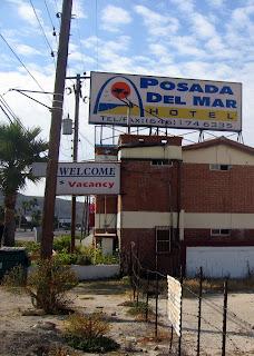 So Far The Posada Del Mar Hotel Has Treated Us Well