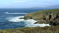 Coast on western side of Labillardiere Peninsula, Bruny Island, Tasmania - 20th Oct 2007