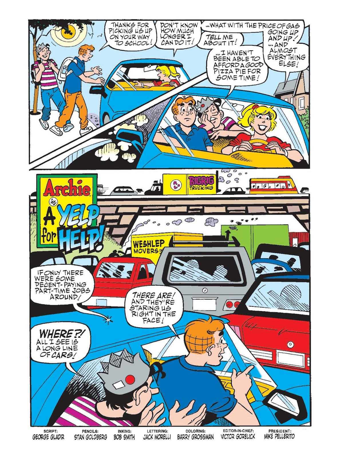 Archie 1000 Page Comics Digest issue TPB_(Part_6) - Page 21