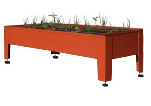 Mesas de cultivo el balcon verde for Mesa de cultivo casera