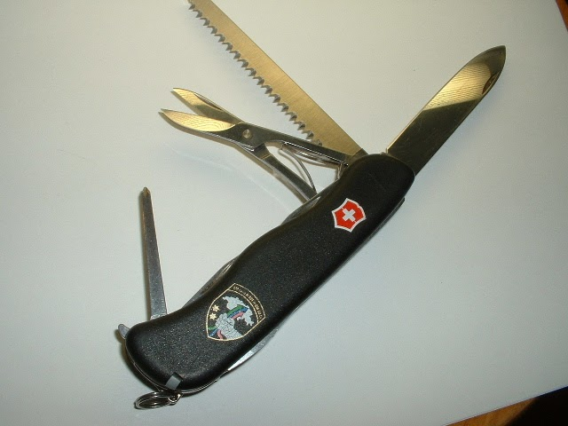 I Love Sak S Victorinox Outrider Marked With The Swiss