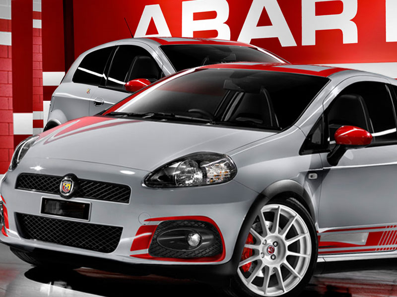 Supersport Car Fiat Abarth Grande Punto Supersport Racing Version Cars Club