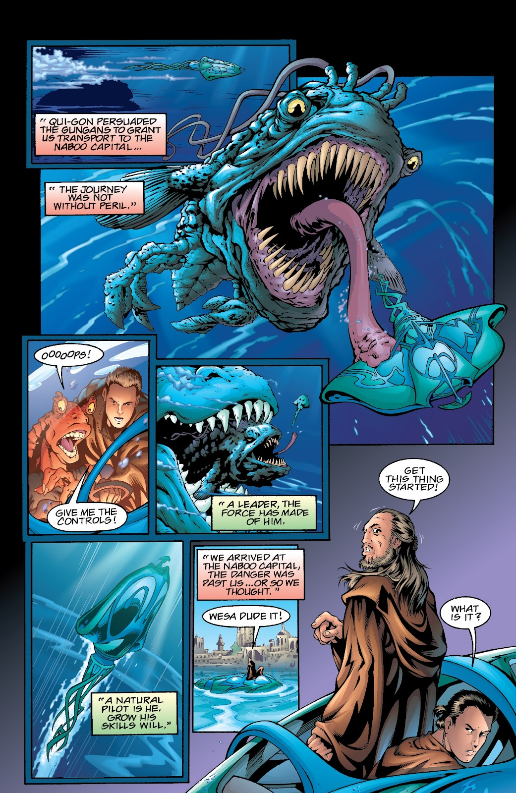 Read online Star Wars Legends: Rise of the Sith - Epic Collection comic -  Issue # TPB 2 (Part 5) - 31