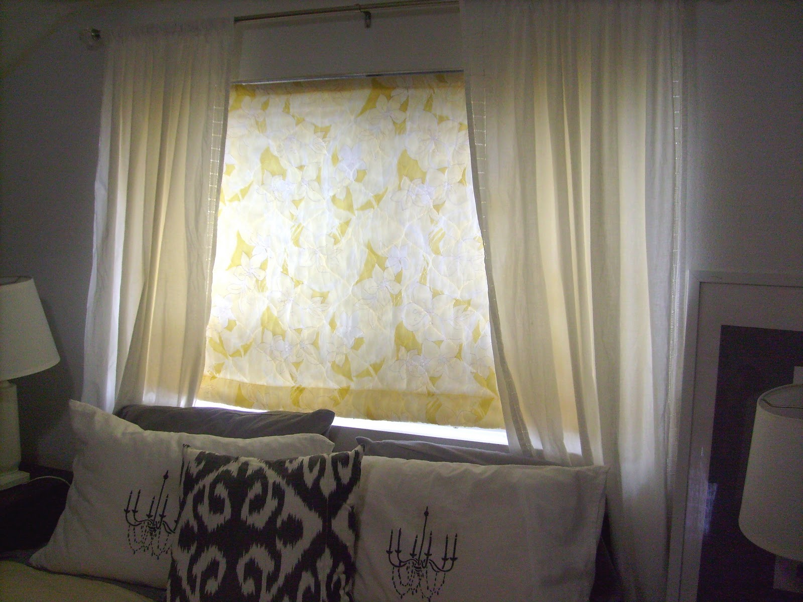 Brr It S Cold Out Insulated Window Blind Tutorial