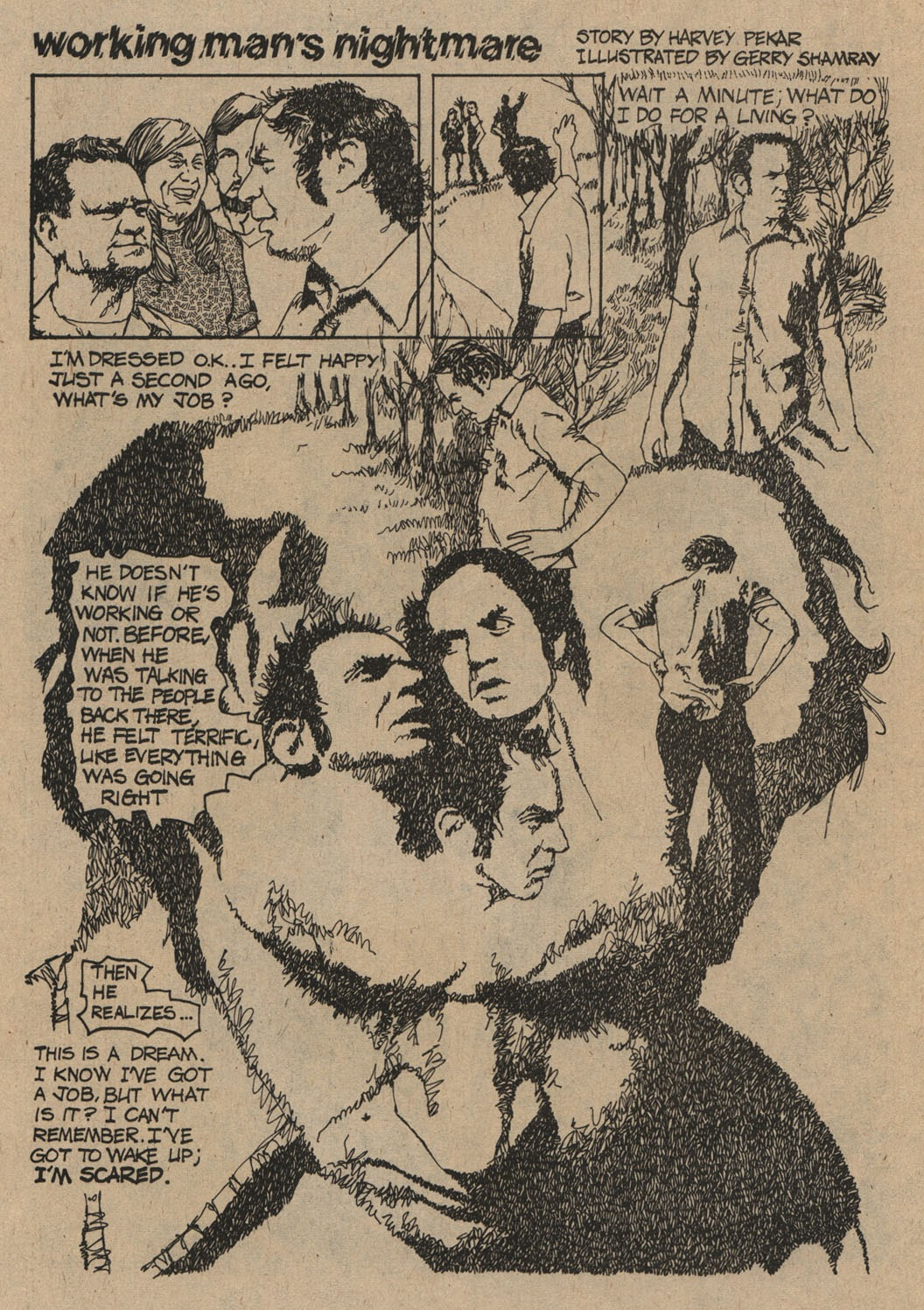 American Splendor (1976) issue 6 - Page 23