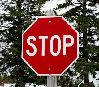 Stop Blogging