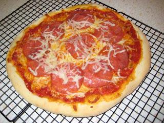 Mmmm..pizza….