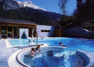 Bagni Termali Svizzera : Terme svizzera andeer