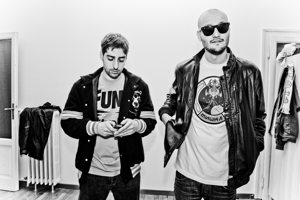 crookers dr gonzo