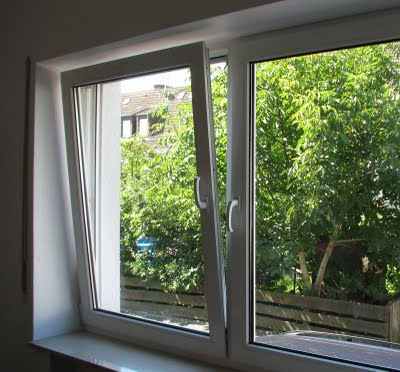 With These Windows When The Handle Is Facing Left Window Swings Open Like A Door It Up In Picture Tilts And Faced Down