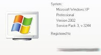 Windows XP Service Pack3