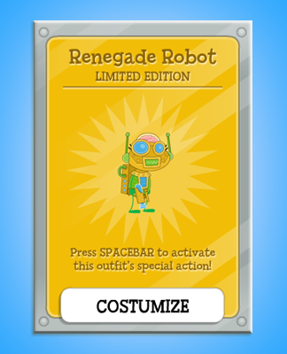 Limited Edition Robot
